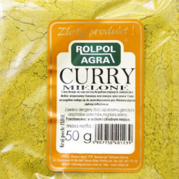 Curry mielone 50g RolPol